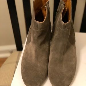 Isabel Marant taupe boots size 39 Firm🎯price